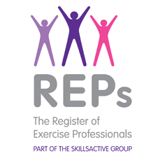 The Register of Exercise Professionals. Part of the skillsactive group